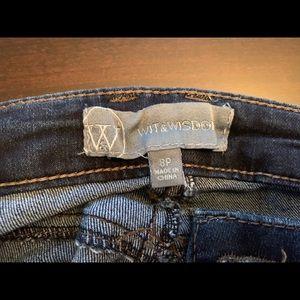 Wit & Wisdom Jeans - Wit & Wisdom ankle jeans